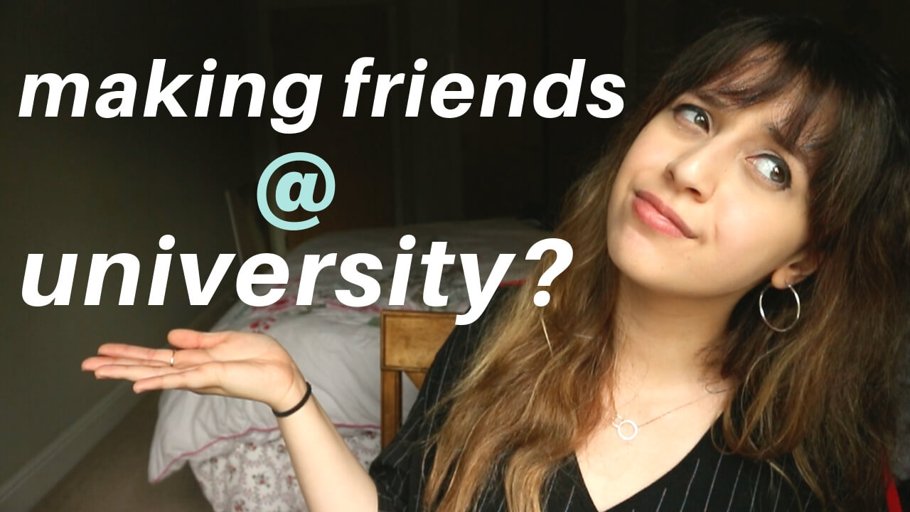 Will you make friends at university? (VLOG)