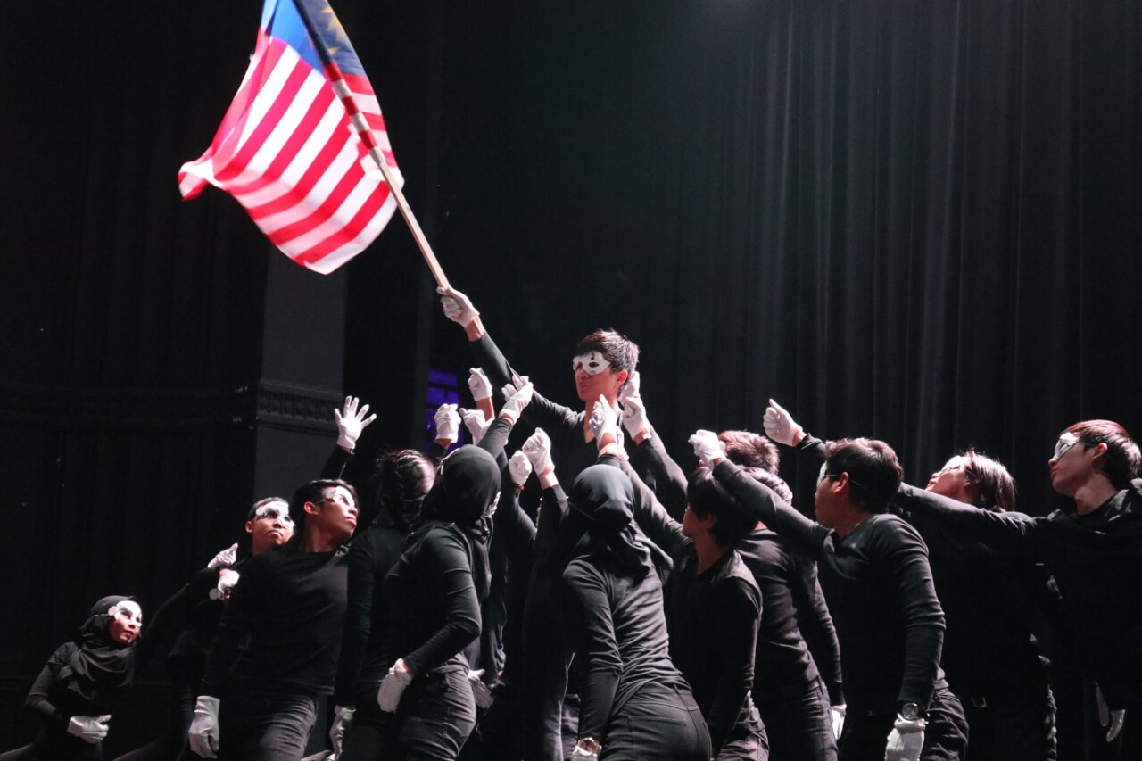 Malaysian Night (MNight): an annual cultural theatre performance