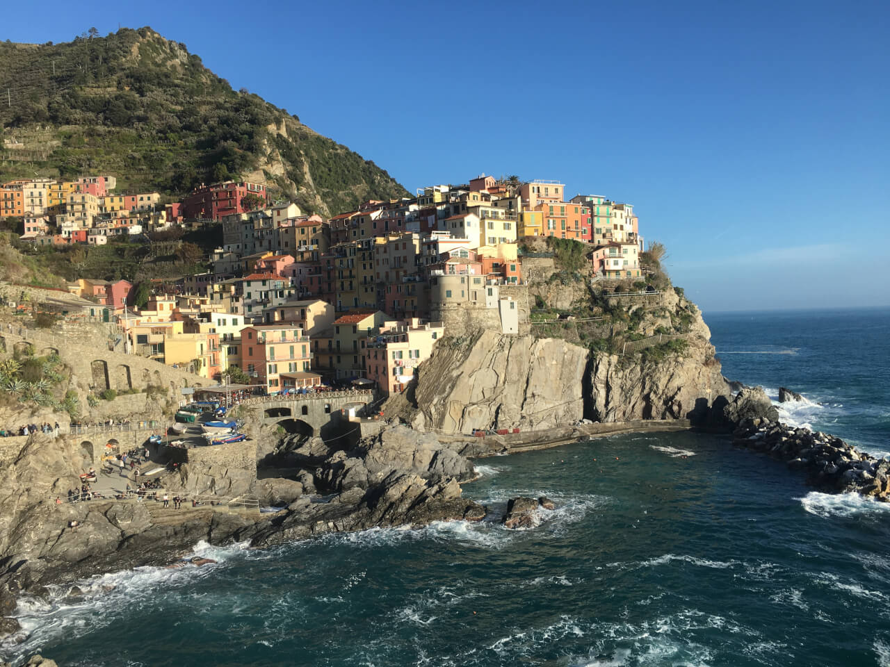 The first two weeks of university & a trip to the Cinque Terre!