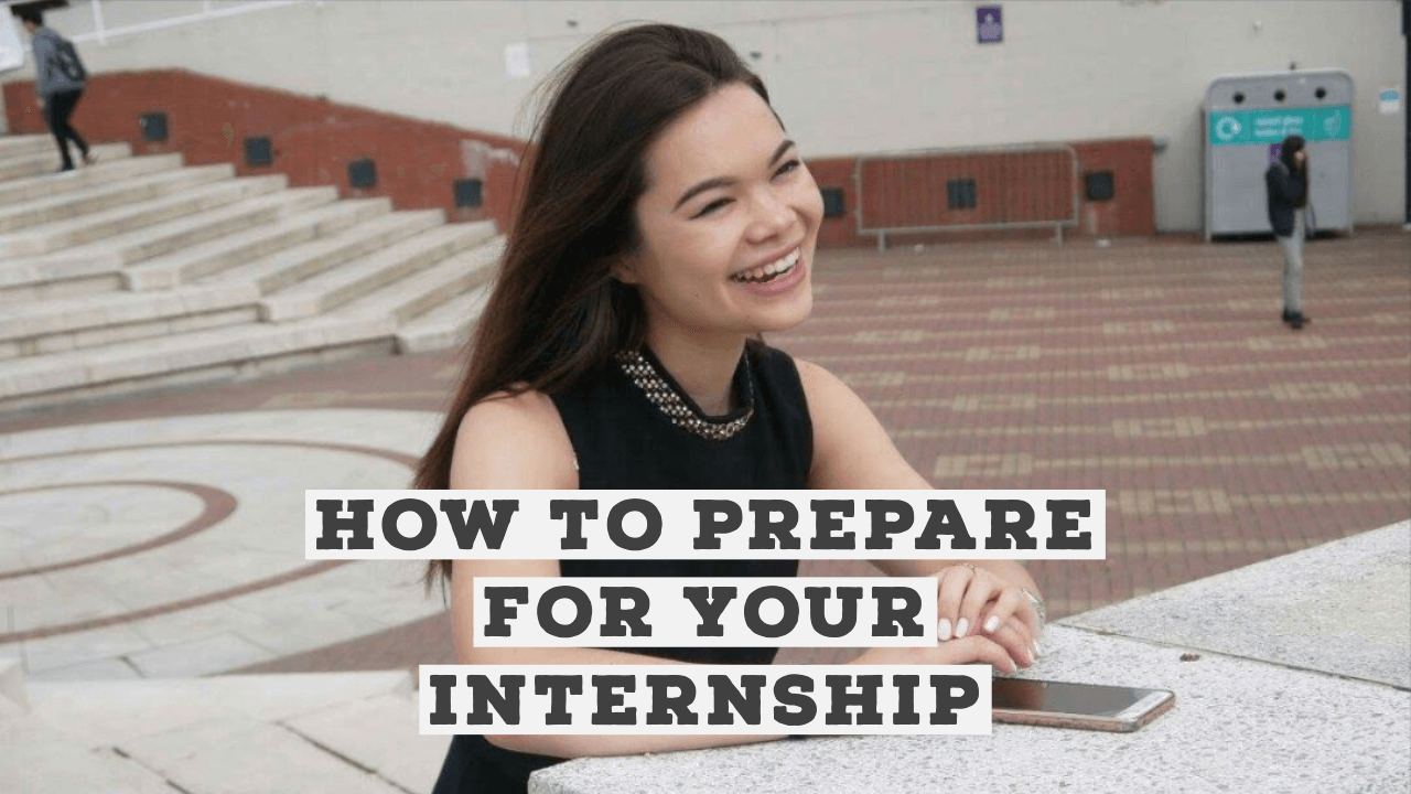 How to Prepare for Your Summer Internship
