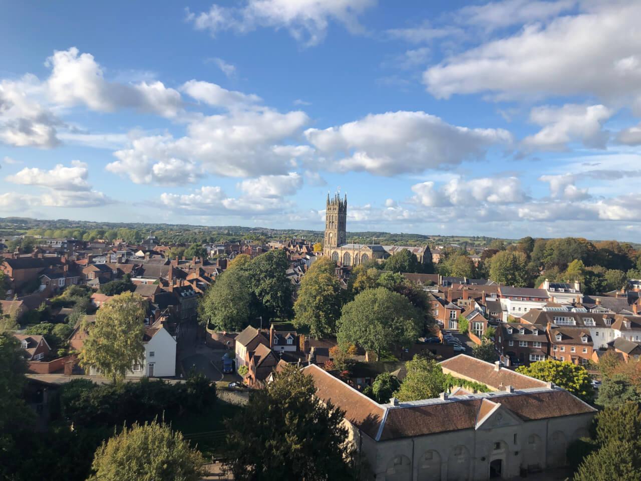 Week 3 blues, Freshers Flu & a Trip to Warwick Castle